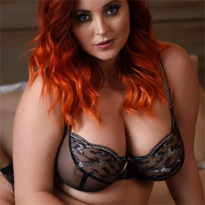 Lucy Vixen Lace Lingerie Seduction
