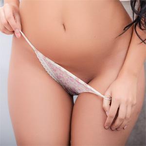 Luna Sauvage Sexy Thong
