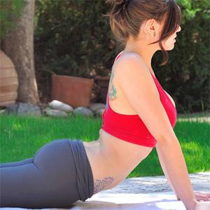 Lyanna FTV Yoga