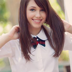 Marissa This Years Schoolgirl