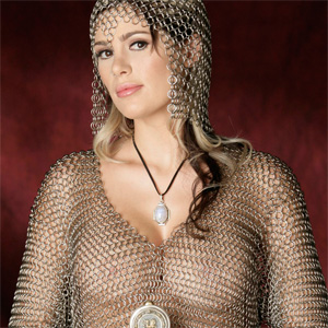 Mega of Lille Bare Maiden