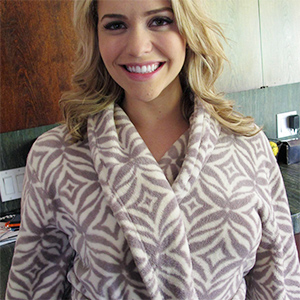 Mia Malkova Behind The Scenes With Beauty