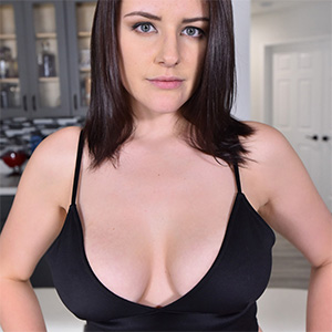 Michele James Busty Brunette Cutie