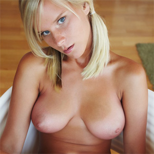 Miela Busty And Nude