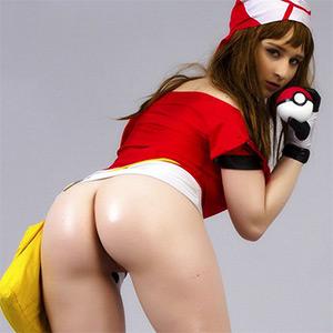 Miette May Pokemon Cosplay Erotica