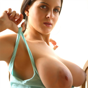 Milana Lovely Boobs