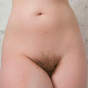 Misha Lowe Hairy Pussy Shower