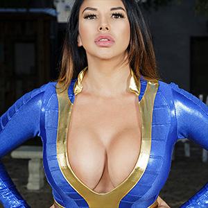 Missy Martinez Fallout XXX Cosplay