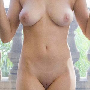 Misty Day Window Nude Muse