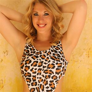 Montana Leopard Bikini