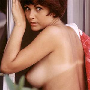 Nancy McNeil Sexy Classic Playmate