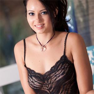Natasha Belle Sexy Black