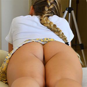 Nayomi FTV Girls Bubble Butt