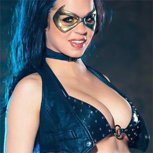 Nekane Sexy Latex Costume