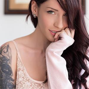 Nery Fun In Bed Suicidegirl