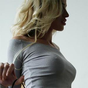 Nessa B Incredibly Perky Tits