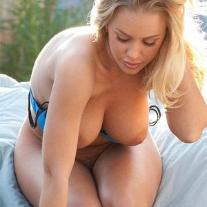 Nicole Aniston Nude Blonde Desire