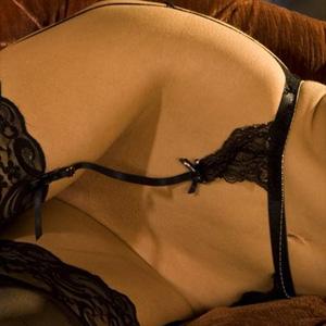 Nicolette Shea Black Lingerie Playmate