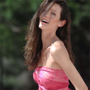 Nikkala Stott Pink Dress