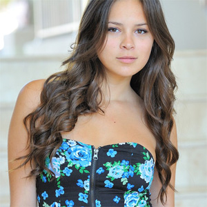 Nina James Unzipped