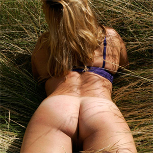 Nora Long Grass Nudes