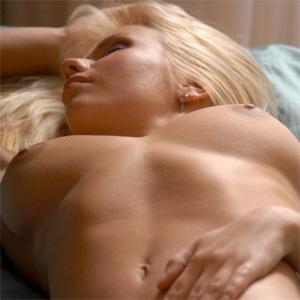 Pamela Blue Satin
