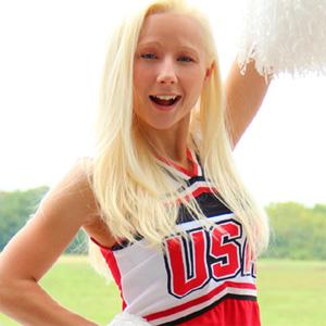 Pattycake Real Peppy Cheerleader