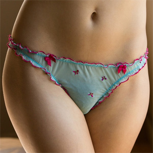 Raven Rockette Cute Panties