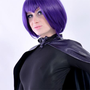Raven Teen Titan Cosplay