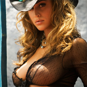 Rebecca DiPietro Cowgirl