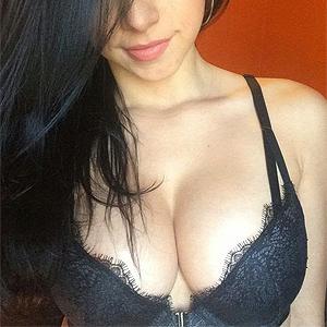 Reyna Arriaga Cute Playboy Model