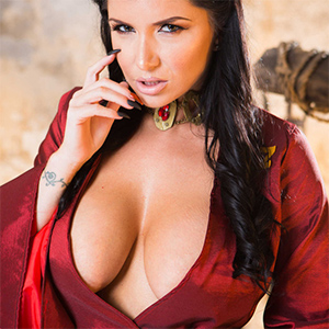 Romi Rain Queen Of Thrones