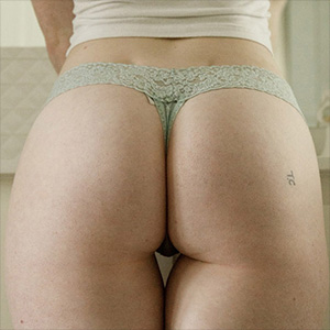 Ruby Corbett Standing In Her Panties Zishy