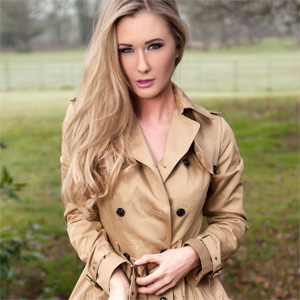 Sammi Tye Overcoat Strip