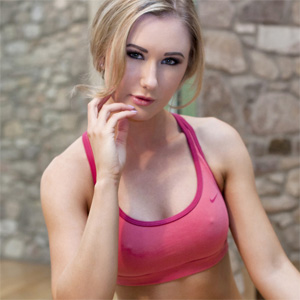 Sammi Tye Intense Workout
