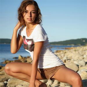 Sasha Beach Cutie