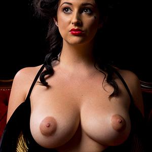 Scarlett Morgan Parisian Nude Muse