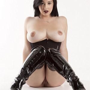 Scarlett Morgan Nude Goth