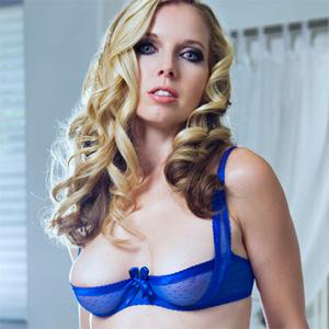 Sienna Sinclaire Blue Lingerie