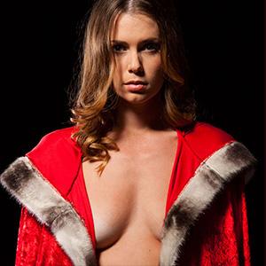 Sindy Red Cloak Nude Muse
