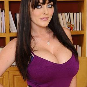 Sophie Dee Plays The Busty Office Slut