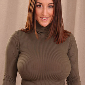 Stacey Poole Tight Sweater Boobs