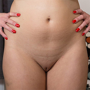 Tammi Is Slim Stacked and Fully Nude
