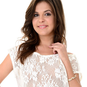Tania R Sheer Top Virtuagirl