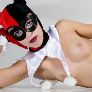 Tanya Clown Princess Cosplay