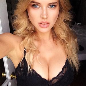 Tanya Mityushina Busty Bombshell