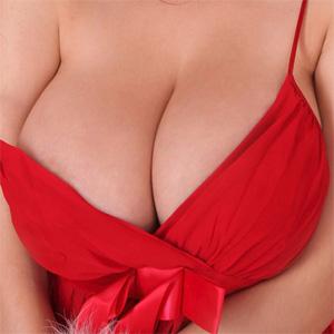 Tessa Fowler Red Babydoll