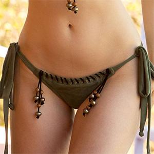 Tiffany Crystal Unique Bikini Desire