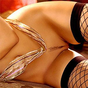 Tiffany Fallon Neatly Trimmed Playmate