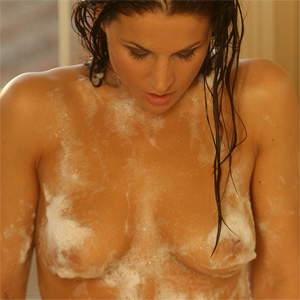 Tina Sensual Bath Next Door